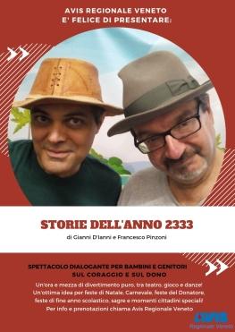 STORIE DELL'ANNO 2333